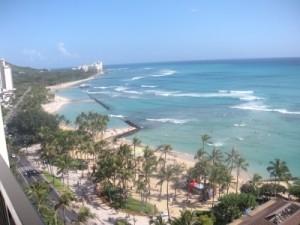 ハワイの風を皆様に。