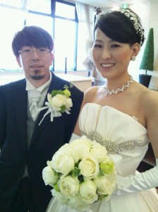 またまたHAPPY wedding
