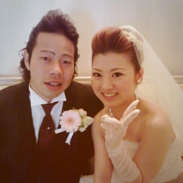 ななみさん結婚式 本番編