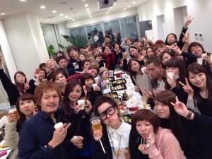 SHINJUグループ大忘年会♪