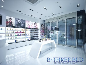 B-THREE ENTRANCE