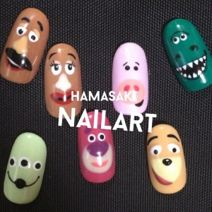 【ネイルアート特集】HAMASAKI NAIL ART COLLECTION