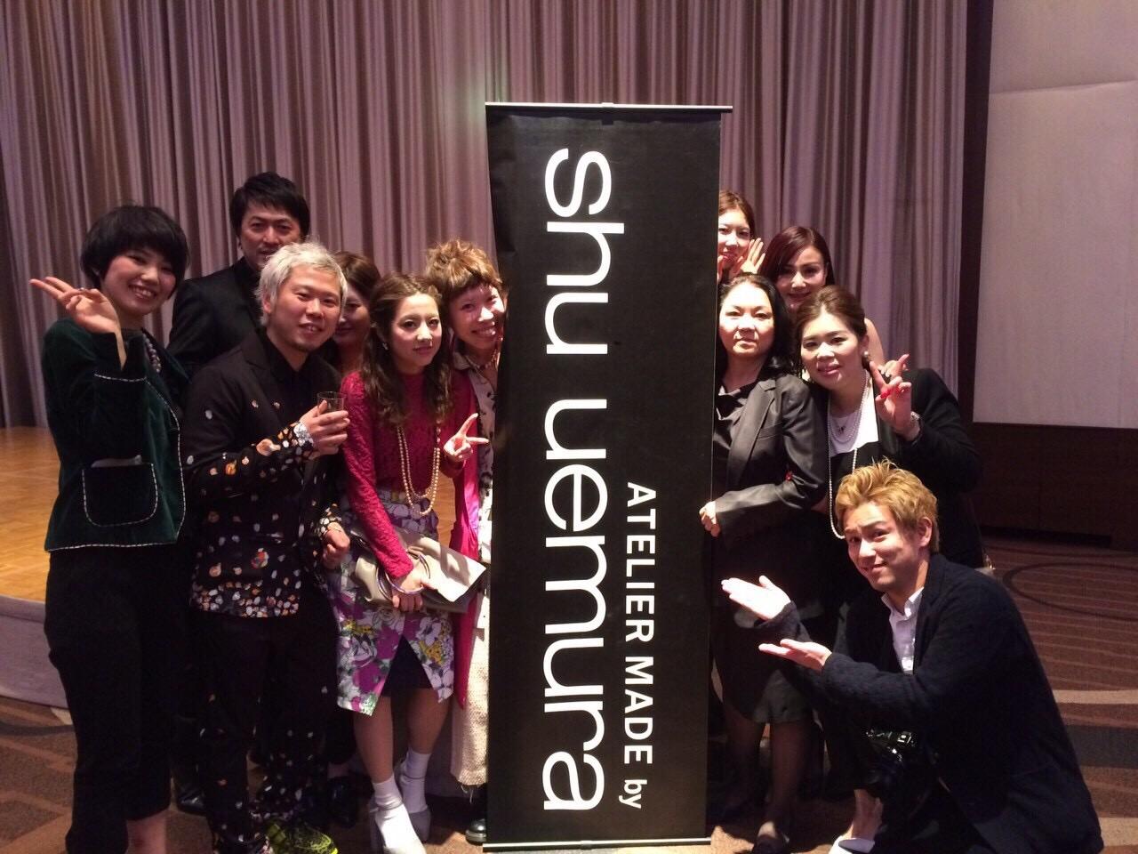 【結果報告】2016 shuuemuraヘア&メイクアップコンテスト全国大会