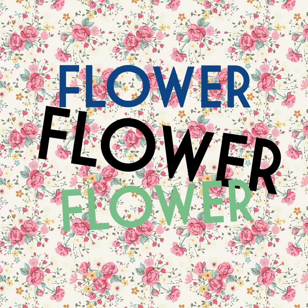 【春ネイル】といえば、flower!