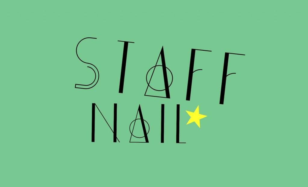 【ネイルデザイン】STAFF★NAIL