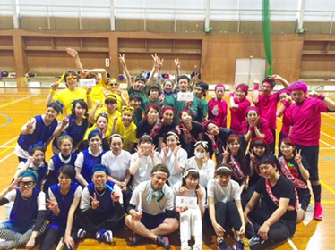 SHINJU INTERNATIONAL大運動会〜2016〜