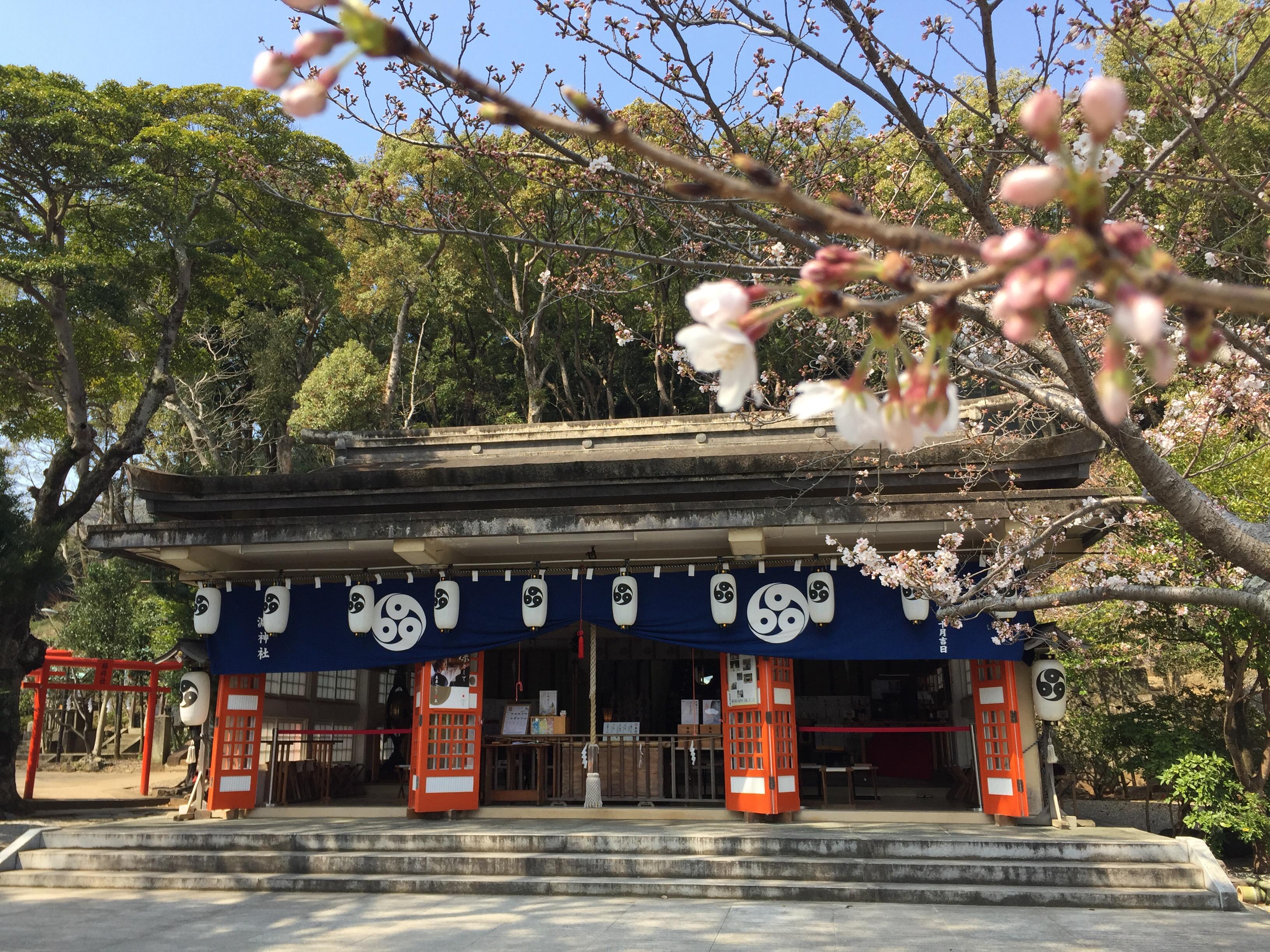 新年度!淵神社行ってまいりました!